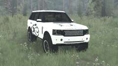 Land Rover Range Rovеr Supercharged (L322) 2005 for MudRunner