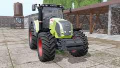 CLAAS Axion 850 animation parts for Farming Simulator 2017