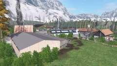 Les Montagnards for Farming Simulator 2017