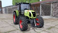 CLAAS Arion 620 opening doors for Farming Simulator 2017