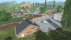 Somewhere in Thuringia v1.4.1 for Farming Simulator 2015