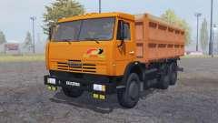 KamAZ 45143 an agricultural nickname v3.0 for Farming Simulator 2013