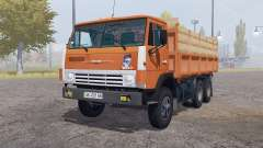 KamAZ 55102 v4.0 for Farming Simulator 2013