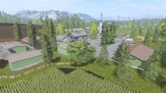 Fichtelberg v1.2 for Farming Simulator 2017