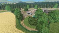 The Valley The Old Farm v2.0 for Farming Simulator 2017