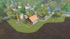 Somewhere in Nowhere v1.3 for Farming Simulator 2017