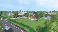 Coast Island for Farming Simulator 2015