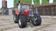 Case IH Puma 175 CVX red viper for Farming Simulator 2017