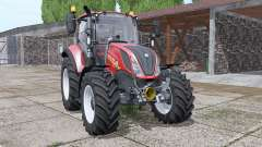 New Holland T5.100 Red Edition for Farming Simulator 2017
