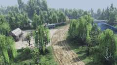 Birch grove for Spin Tires