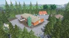 Sankt Veit am Vogau for Farming Simulator 2015