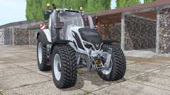 Valtra T154 more realistic for Farming Simulator 2017
