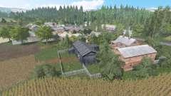 Wschodnia Dolina for Farming Simulator 2017