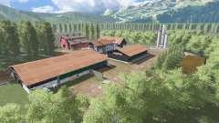 FlatLands 2018 v2.0 for Farming Simulator 2017