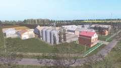 Polish fields for Farming Simulator 2017