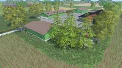 Westerbakum for Farming Simulator 2015