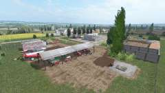 Patakfalva v1.1 for Farming Simulator 2017