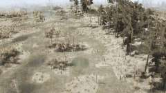 Ryazan swamps v1.2 for MudRunner