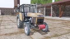 URSUS 912 light brown for Farming Simulator 2017