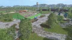 La Vallee Des Angles for Farming Simulator 2015