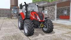 New Holland T5.120 Fiat Centenario for Farming Simulator 2017