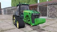 John Deere 8295RT EU v2.0 for Farming Simulator 2017