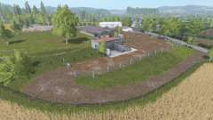 The Old Farm Countryside v1.0.6.6 for Farming Simulator 2017