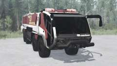 Rosenbauer Panther 8x8 CA7 for MudRunner
