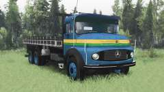 Mercedes-Benz L 1313 for Spin Tires