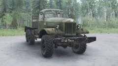 ZIL 157К for MudRunner