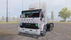 KamAZ 54115 6x6 v2.0 for Farming Simulator 2013