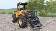 Volvo BM L90C v1.0.0.1 for Farming Simulator 2017