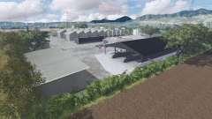 The Delta del Ebro for Farming Simulator 2015