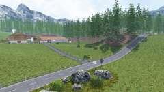 Sudtiroler Bergwelt for Farming Simulator 2015