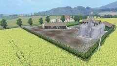 Vallee de la Dordogne for Farming Simulator 2015
