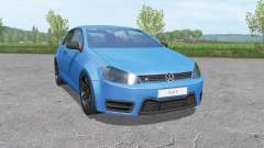 Volkswagen Golf R for Farming Simulator 2017