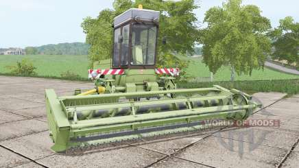Fortschritt E 303 pack for Farming Simulator 2017