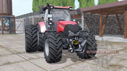 Case IH Maxxum 145 interactive control for Farming Simulator 2017