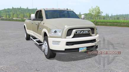 Dodge Ram 3500 Heavy Duty Crew Cab v1.3 for Farming Simulator 2017