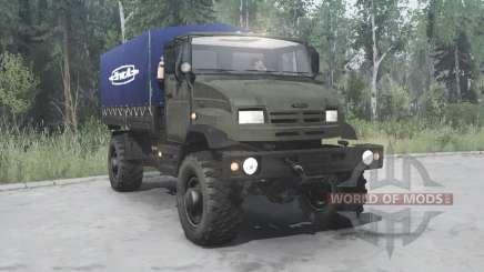 ZIL 43273Н 1998 for MudRunner