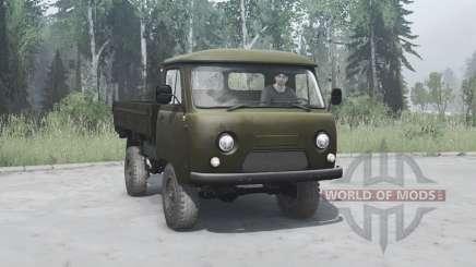 UAZ 452Д 1965 for MudRunner