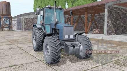 MTZ-1221 Belarus color selection v1.4.2 for Farming Simulator 2017