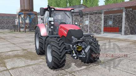 Case IH Maxxum 135 pack for Farming Simulator 2017