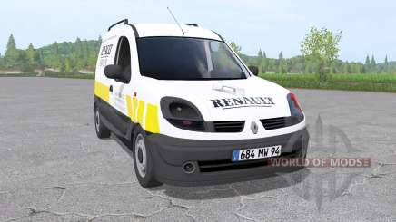 Renault Kangoo Express 2004 for Farming Simulator 2017