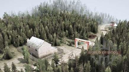 Forest Grand Prix v2.0 for MudRunner