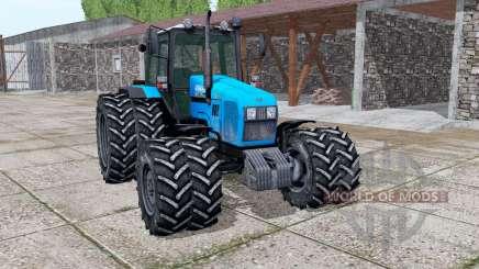 MTZ Belarus 1221.2 working dashboard for Farming Simulator 2017