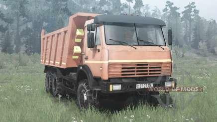 KamAZ 65111 v1.1 for MudRunner