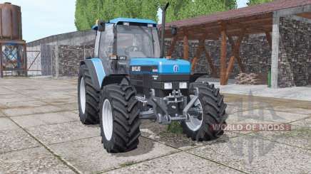 New Holland 8340 wide tyre for Farming Simulator 2017