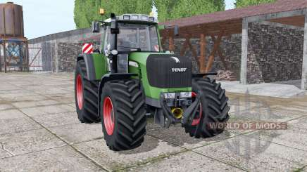 Fendt 916 Vario TMS v1.0.4 for Farming Simulator 2017
