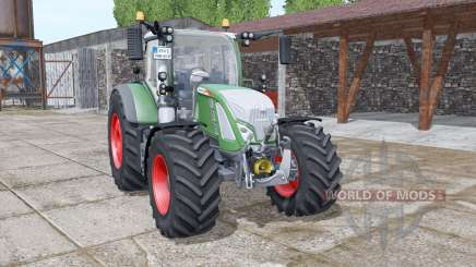 Fendt 722 Vario SCR more realistic v1.1 for Farming Simulator 2017